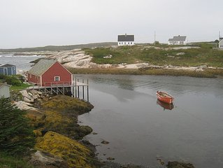 Peggy´s Cove oceanfront Cottage