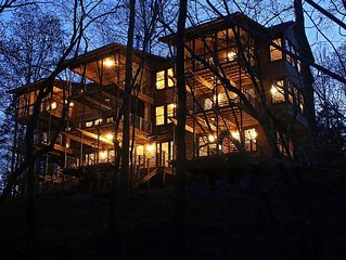 A Mountain Experience. Minutes From Nashville.