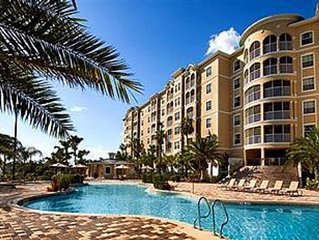ORLANDO/DISNEY [Mystic Dunes Resort & Golf Club] Luxury 1 Bedroom Condominium