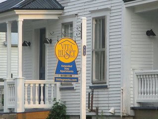 Swedish- Inspired Extended Stay, Close To Jay Peak And Lake Memphremagog