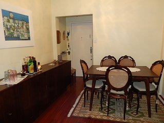 Sunny Fully Furnished 3 Blocks From Beach