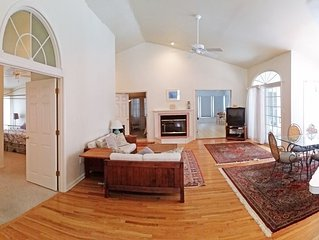 Beautiful Family Vacation Home-steps To Pool, Golf, Tennis, Playground, And More