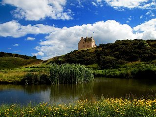 Your very own 5 star Scottish Castle - Your very own home from home