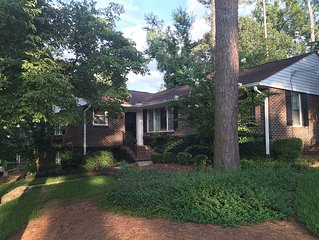 Masters 2020 -- 3 Bed/2 Bath MASTERS RENTAL -- Within 1 mile of Augusta National