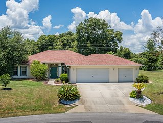 3-Bed Vacation Villa In Lakeside Golf & Country Club, Inverses Florida
