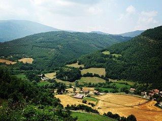 Rustic Tuscan retreat