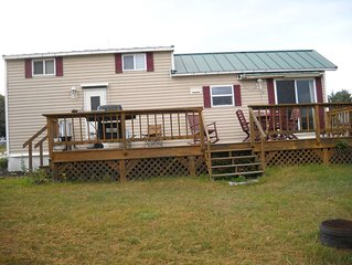 Affordable Vacation Rental, Six Miles From Sunday River Ski Resort