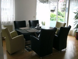 Centrally located, In the heart of Salzburg