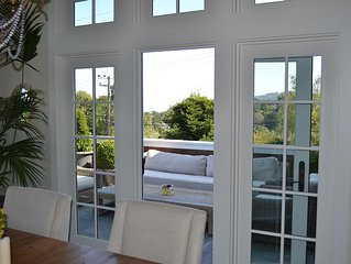 Designer Home Minutes from San Francisco and Wine Counrty, Water Views, Yard