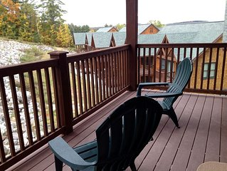 Vacation In Maine At This Beautiful Shawnee Peak Ski-in/ski-out Condo For 10!