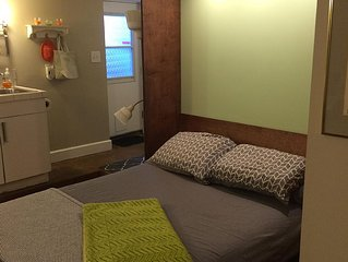 Quiet Garden Studio Located In The Heart Of The Mission