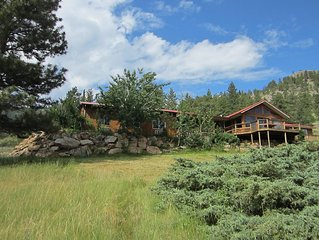 Fly Fishing!  This is the place to stay!! Sleeps 6-7 people.