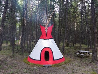 Sitting Bull Tipi #3