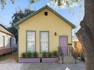 Putnam Cottage is a beautifully renovated, private 3 bedroom home that sleeps 8.