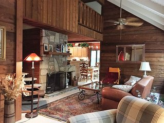 Cozy And Charming 3bdr 2.5ba Your Perfect Place On The Mountain