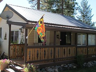 Cromberg Cabin close to Graeagle (Plumas County)