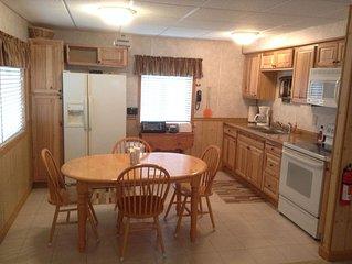 Huron National Forest Cottage $118 sum/$135 win. per night at Mack Lake , Mio Mi