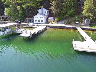 Summer Cottage Apartment On Cayuga Lake Next To Taughannock Falls State Park
