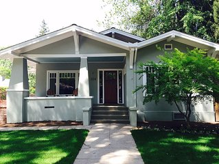 Downtown Chico Charmer in Mansion Park Neighborhood
