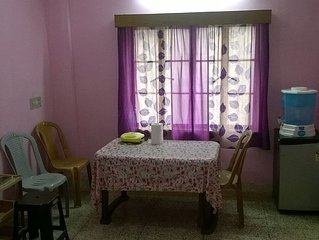Cozy 2BHK Apartment in South Kolkata