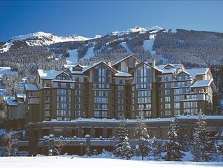 Westin Resort & Spa at Whistler - One Bedroom - 10 Steps from the Gondola