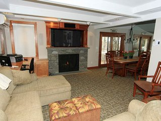 4 Bedroom Mountainside Condo - Enjoy Beautiful Vermont This Winter!