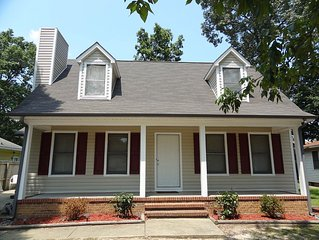 Furnished House Minutes From Bragg