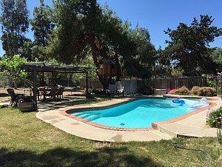 Country Vineyard Creekside Retreat