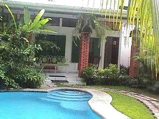 Beautiful 3 Bedroom Villa in Large lot