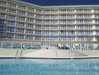 Daytona 500 - 2020  - Oceanfront - Royal Floridian - 2 Bedroom/Sleeps 6