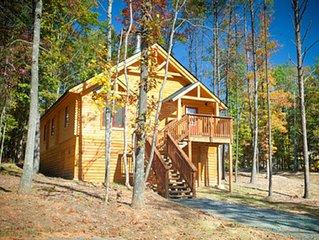 Shenandoah Crossing 2 bdrm cabin sleeps 6 New Years Eve weekend 12/28-12/31/18