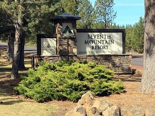 Beautiful Seventh Mountain Resort - Bend, Oregon
