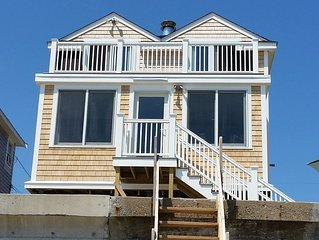 Direct Ocean Front Home Just Renovated, Top To Bottom In 2015
