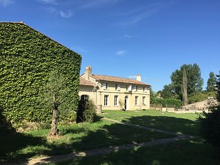 Family House 15 Min From St Emilion