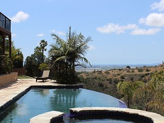 Located in the Camarillo heights with views of the city and channel islands