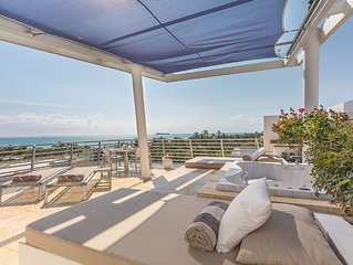 OceanFront Ultra Luxury Penthouse 09 Private Rooftop Jacuzzi/Steps to Lincoln Rd