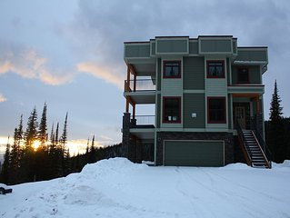 Family Friendly Home located at Silver Star Mountain Resort