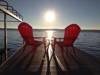 Amazing Lakefront Home on Canandaigua Lake!!!