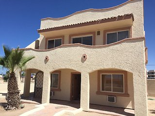 Sand Dollar, Las Conchas, 3 BR, 2.5 Bath, Sleeps 12, Satellite TV, BluRay, $150