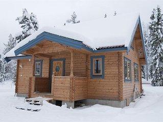 Beautiful Log Cabin In Funasdalen, Sweden (Close To Ski Slopes)