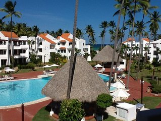 Luxurious Punta Cana Beachside Condo with Pool for Rent or Sale