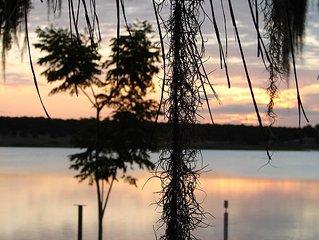 Lake Wales waterfront  Blue Lake,  water sports fishing, swimming, boating
