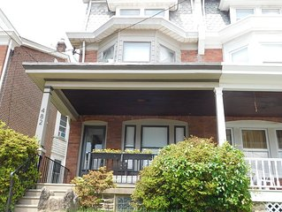 Updated Victorian in Popular Manayunk/Roxborough