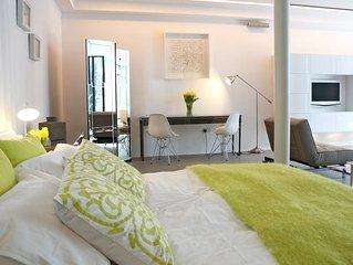 Stunning, Modern & Light Apartment In Belsize Park