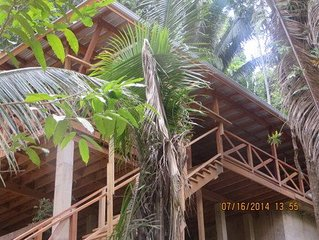 Peaceful Jungle hideaway at Better in Belize Eco Village