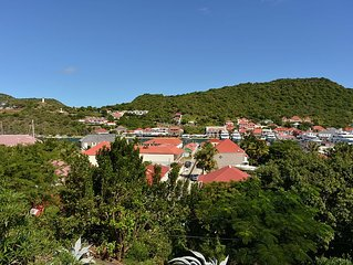 Typical Carribean House On Gustavia's Harbour, Great View In A Quiet Area!