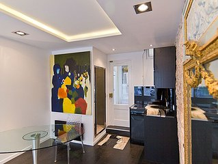 Luxury studio in Montmartre (Paris)