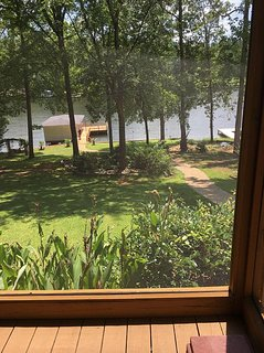 Lakefront Home In Large Cove!!!