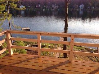 Lake George Lakefront Rental
