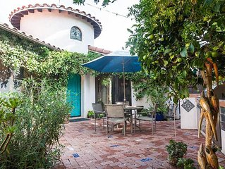 2-Story Venice Beach Estate with Garden near Beach